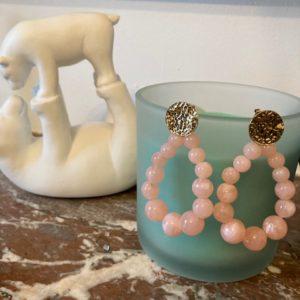 BO Perles rose pale