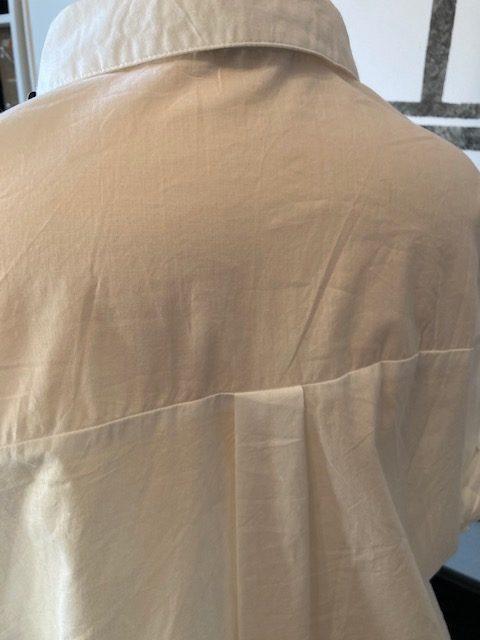 chemise broderie anglaise blanche