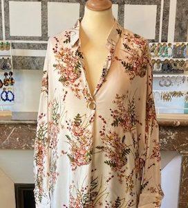 blouse fleurie Virginie