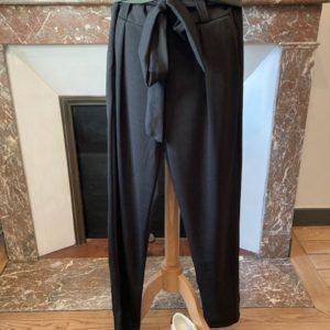pantalon noir grande taille